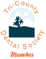 member of tri-county dental society